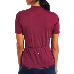 Fusion Women's Jersey - Sangria
