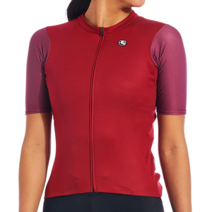 SilverLine Women's Jersey - Pomegrate Red