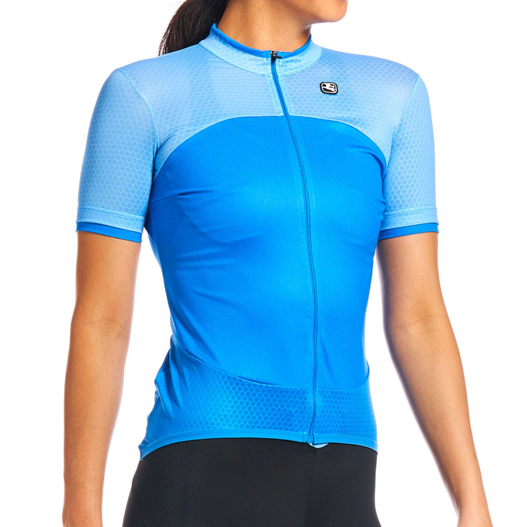 SilverLine LT. BLUE/BLUE  Women's Jersey