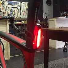 RED EDGE - LED TAIL LIGHT (White Trim)