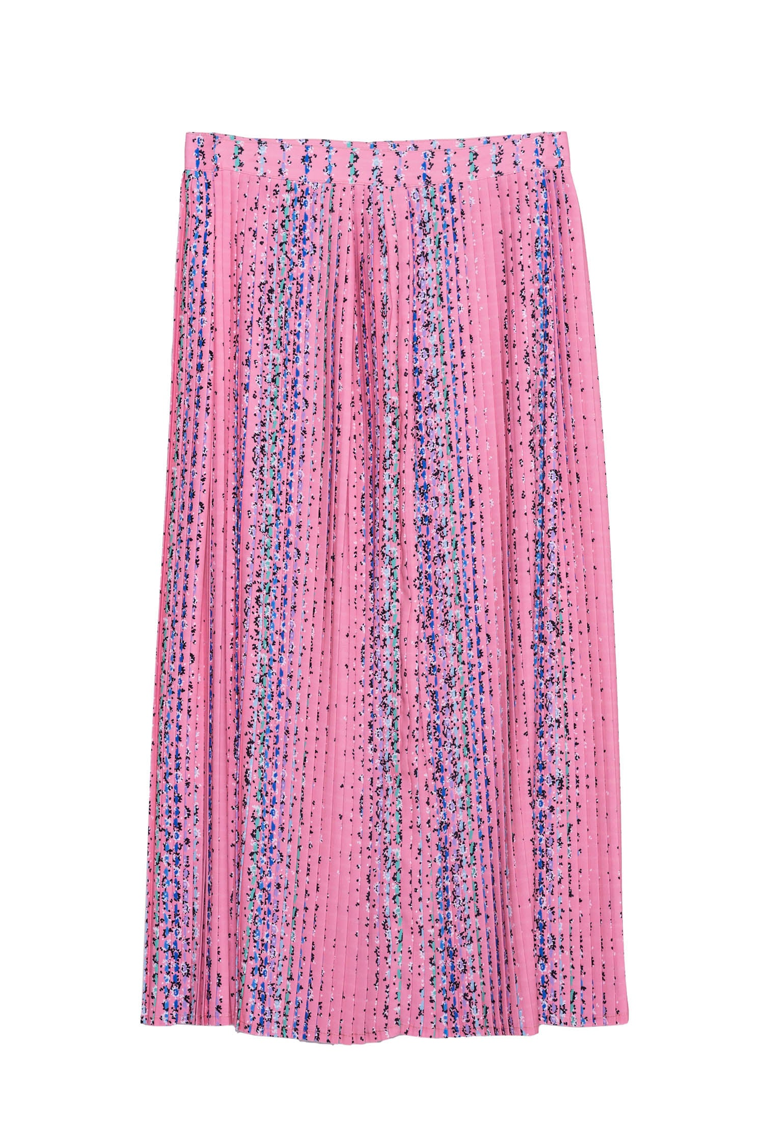 Ariel pleated skirt
