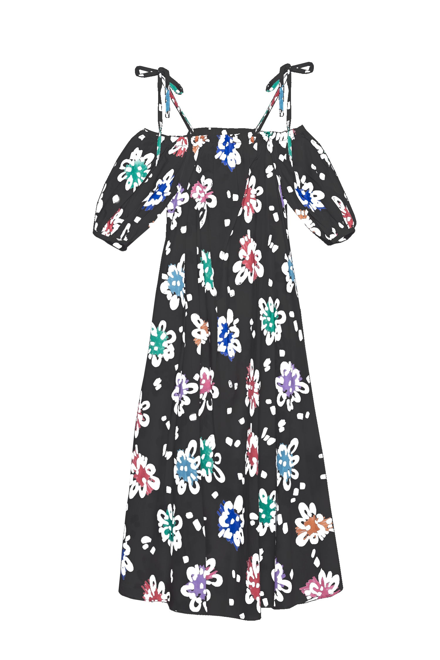 Joey Jay printed dress