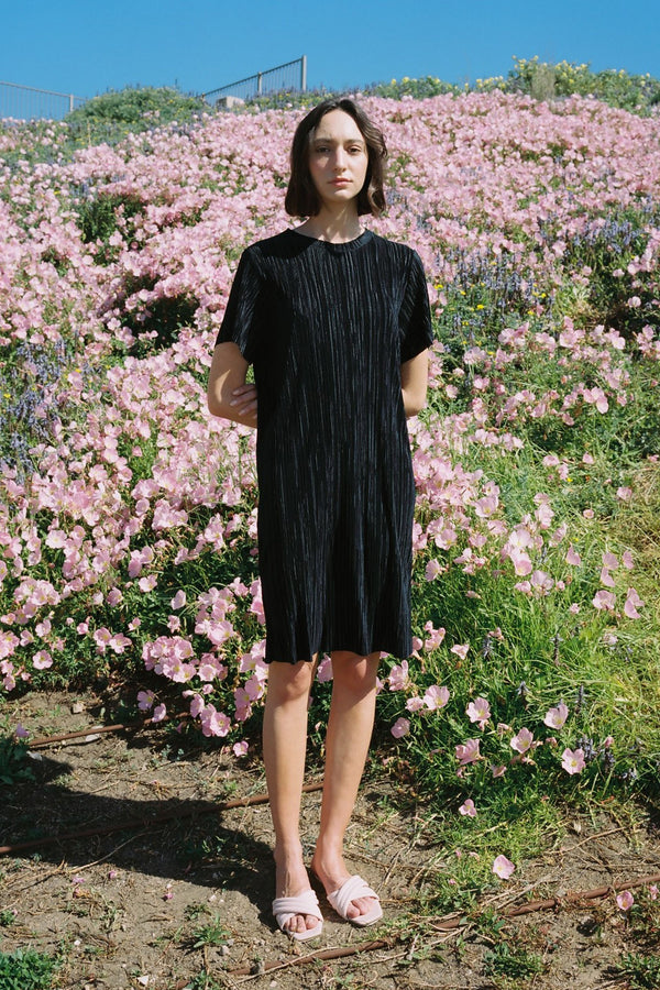 Bob pleated dress
