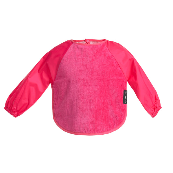 Sleeved Wonderbib Cerise Pink