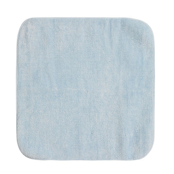 Mum 2 Mum Little Cotton Facewashers Blues (White, Navy, Baby Blue)