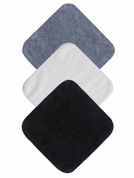 Facewashers Cloth Monochrome Gift Pack