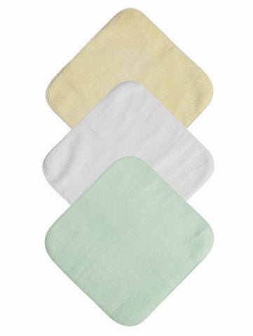Cotton Facewashers - Pack of Six