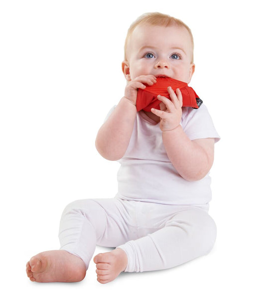 Mum 2 Mum Teether Attached Bandana Wonder Bib - 4 Colours