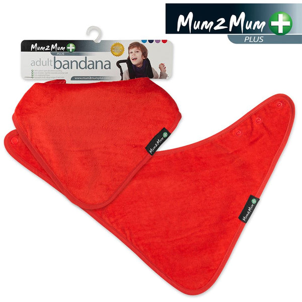 Buy any 2  & Save - Mum 2 Mum PLUS Adult Disability Dignity Bibs