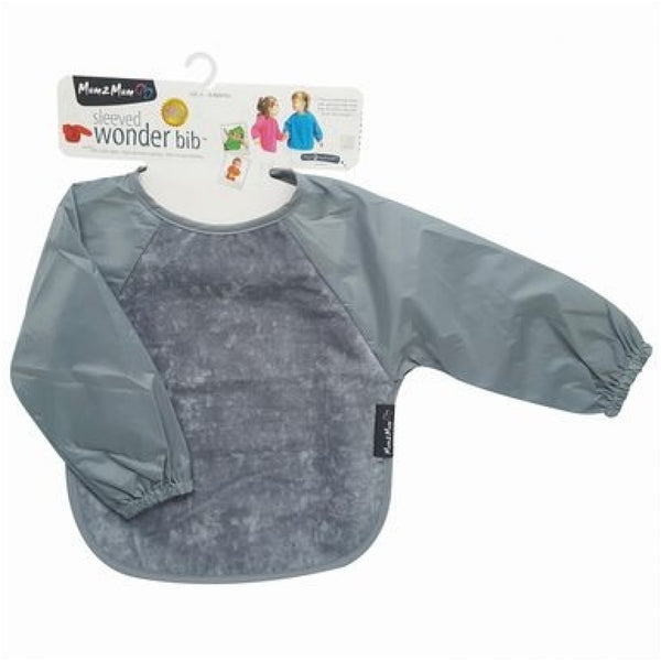 Sleeved Wonderbib Grey Packaging
