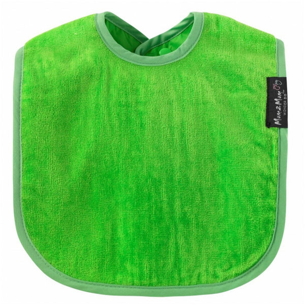 Standard Wonderbib Lime Green Worn