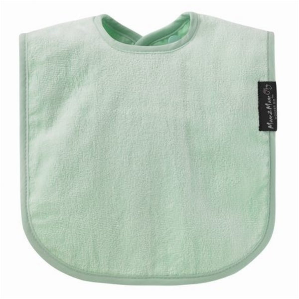 Standard Wonderbib Mint Green Worn