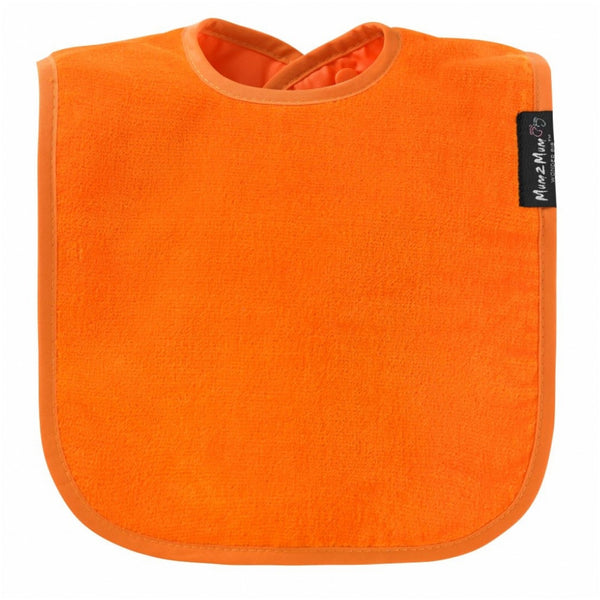 Standard Wonderbib Orange Worn