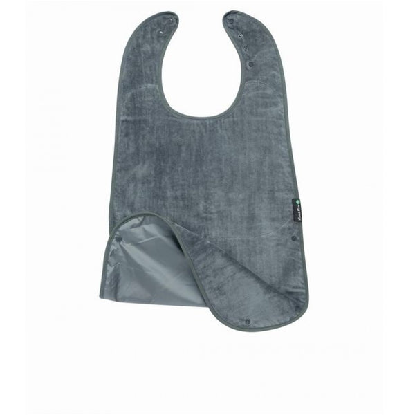 Supersized Feeding Apron Grey Special Needs