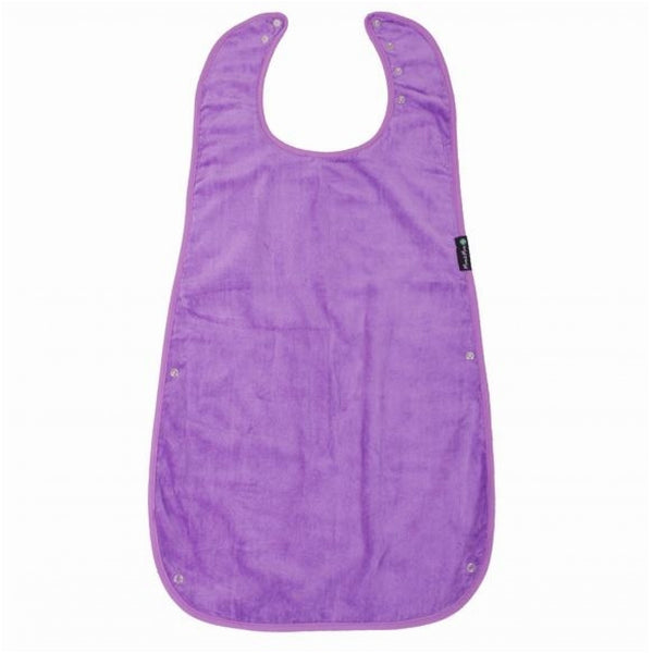 Supersized Feeding Apron Purple Special Needs