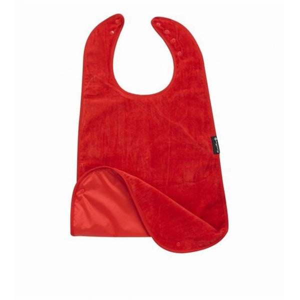 Supersized Feeding Apron Red Special Needs