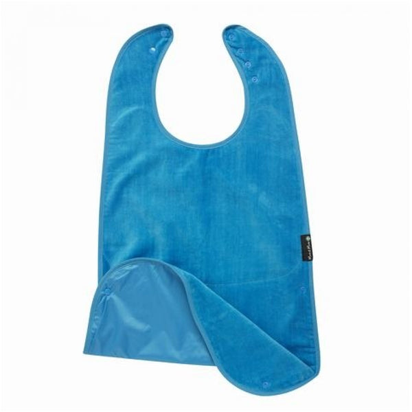 Supersized Feeding Apron Teal Special Needs