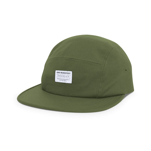 OMF Patch Hat - Olive