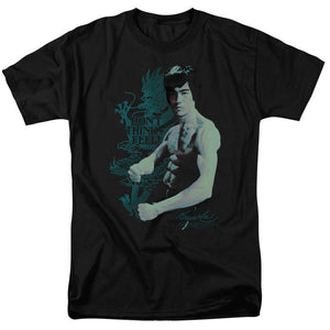 Bruce Lee Don't Think Feel Short Sleeve T-Shirt Adult Unisex Fandom