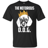 The Notorious D.O.G. Short Sleeve T-Shirt Cotton Tees Adult Unisex
