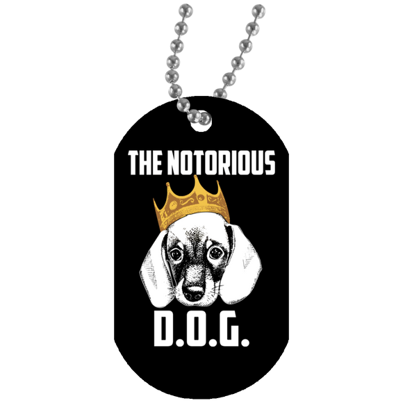 The Notorious D.O.G. Dog Tags 30
