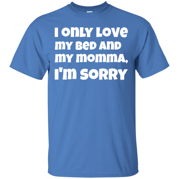 I'm Sorry Adult T-Shirts Cotton Funny Tees Drake Fans Unisex Men Women
