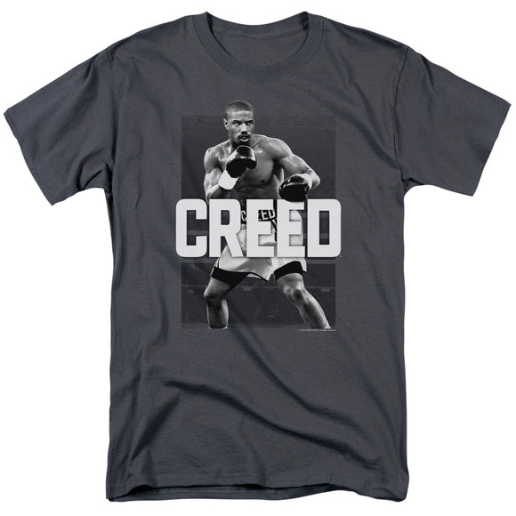 Creed Final Round Short Sleeve T-Shirt Adult Unisex Michael B. Jordan