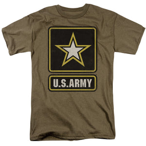 US Army Big Logo Short Sleeve T-Shirt Adult Unisex Support Our Military