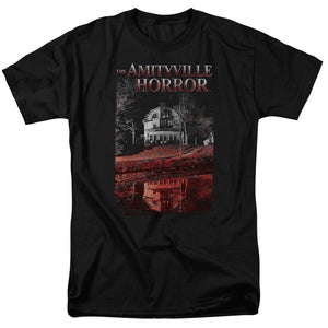 The Amityville Horror Cold Blood Short Sleeve T-Shirt Adult Unisex New York