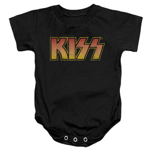 KISS Classic Logo Infant Snapsuit Bodysuit One-Piece Baby Toddler