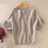 Women Sweater Neck Pullover