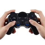 Black Wireless Gamepad with USB OTG interface