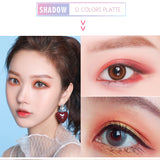 12 Colors Matte Nude Professional Makeup Eye shadow