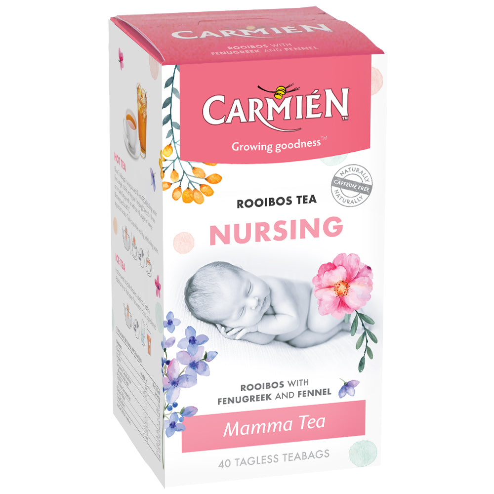Lactation Tea for low breastmilk supply