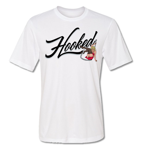 Hooked Blonde T-Shirt - Short Sleeve