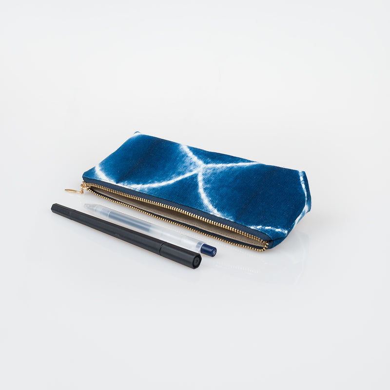 Pencil Pouch - Scales