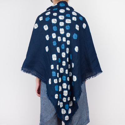 Linen Shawl - Kumo - Slowstitch Studio