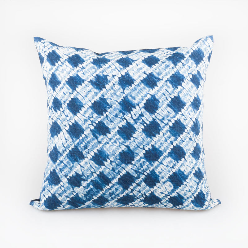 Checkerboard Pillow - Slowstitch Studio