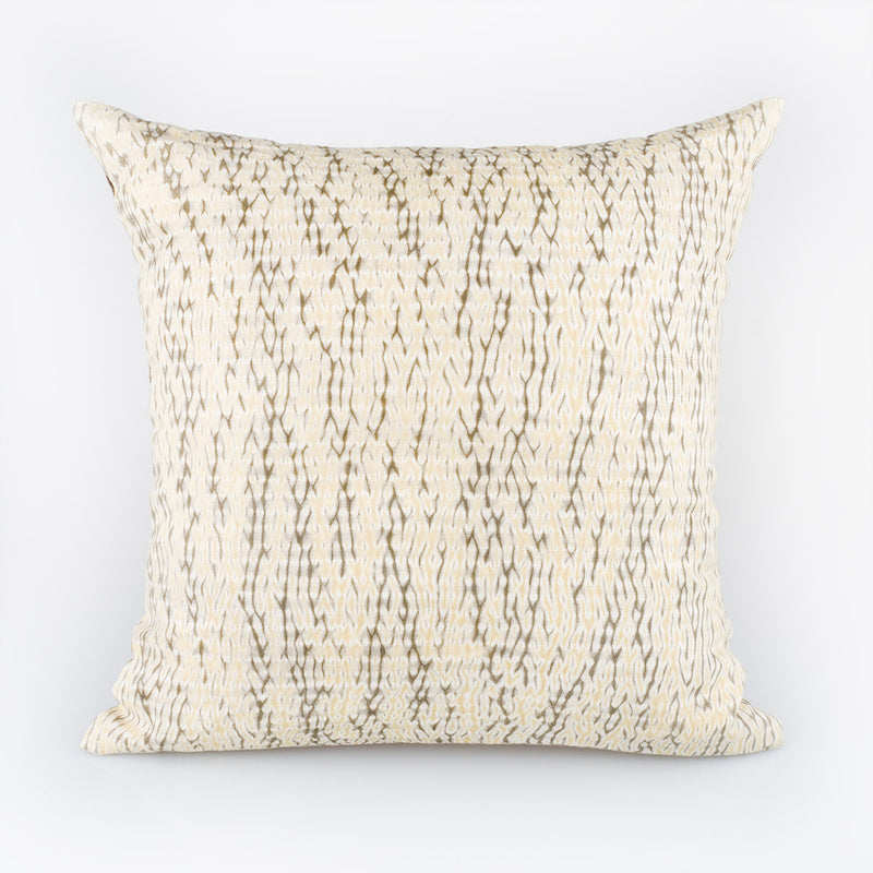 Cypress Pillow - Slowstitch Studio