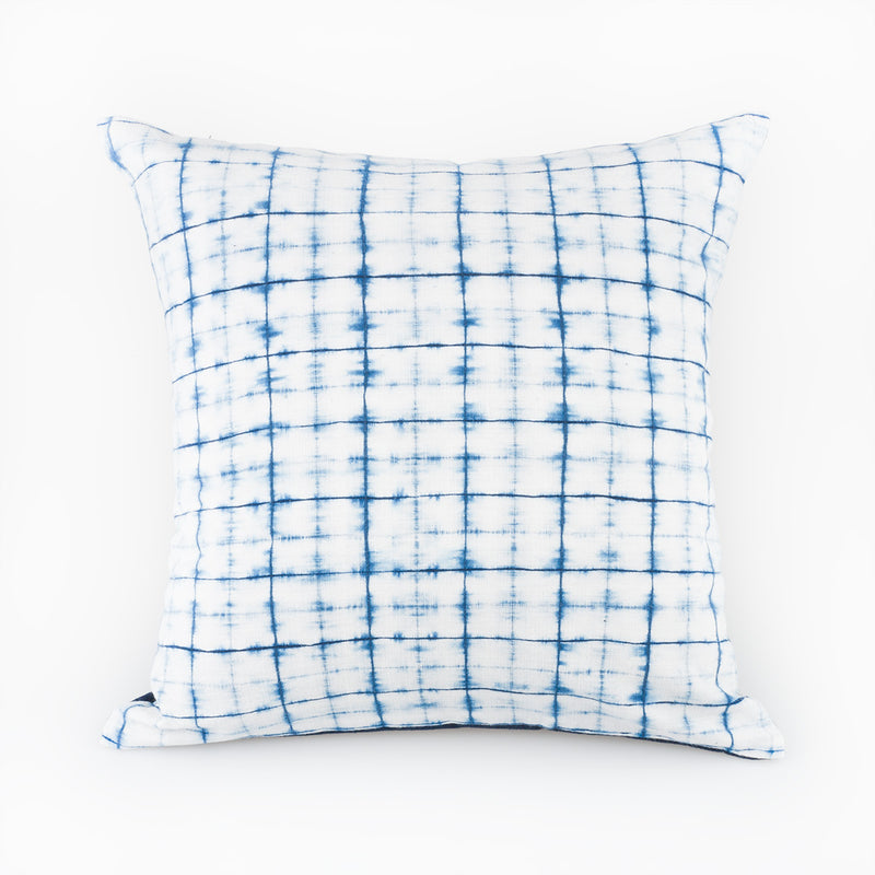 Lattice Pillow - Slowstitch Studio