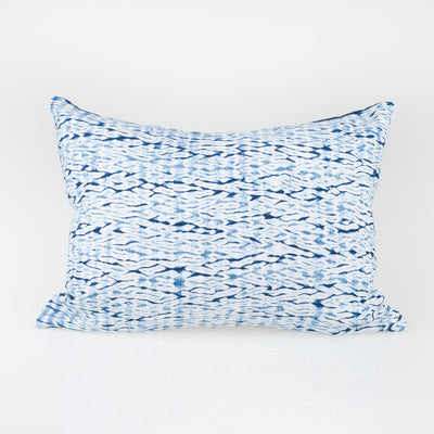 Woodgrain Lumbar Pillow - Slowstitch Studio