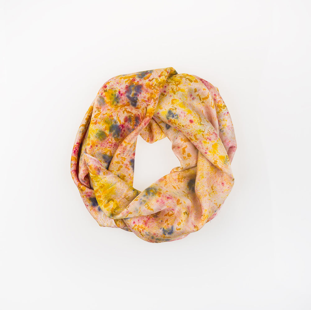 Silk Bandana - Meadow