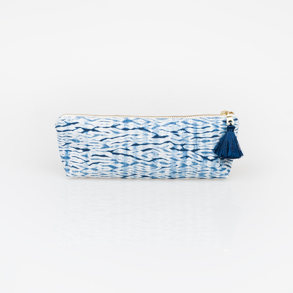 Pencil Pouch - Woodgrain