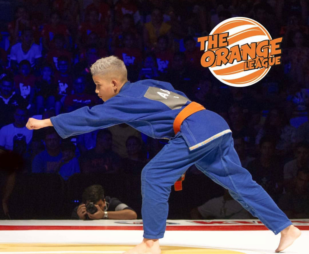 The Orange League E A Disputa Entre Micael Galvão E Leandro Rounaud Agitam Edição da Copa Pódio de Jiu Jitsu