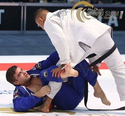Confira Os Resultados E Destaques Do Grand Slam Los Angeles De Jiu Jitsu UAEJJF 2018