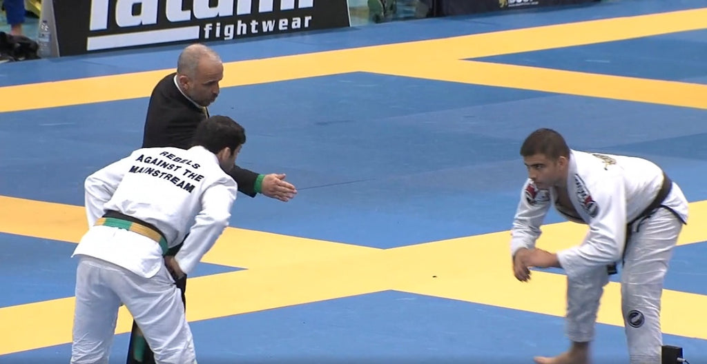 O Absoluto Masculino Do Europeu De Jiu Jitsu 2019