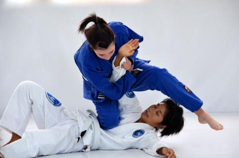 Manual Para O Iniciante No Jiu Jitsu
