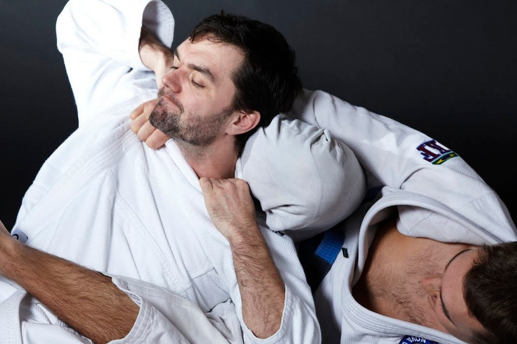 A Flexibilidade E As Guardas Dentro Do Jiu Jitsu