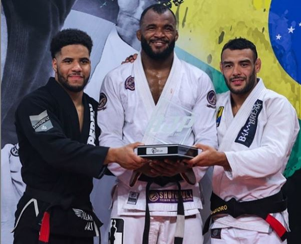 Leonardo Saggioro, Isaque Bahiense E Jackson Souza Vencem Super Lutas Do King Of Mats No Segundo Dia Do Grand Slam De Jiu Jitsu No Rio De Janeiro 2019