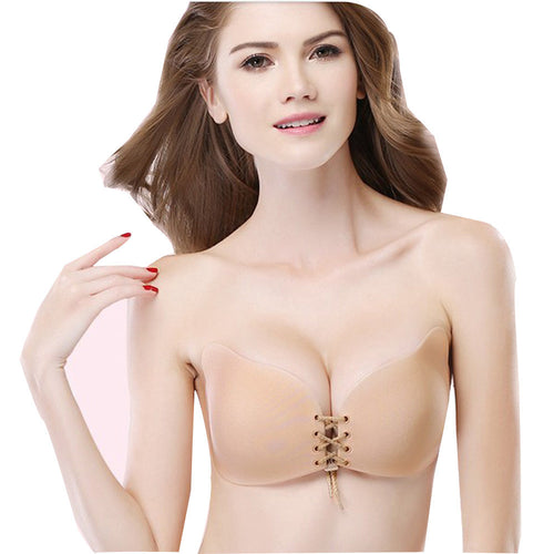 AEB162 women wings of the goddess tied to the goddess of ventilation hidden chest KH A